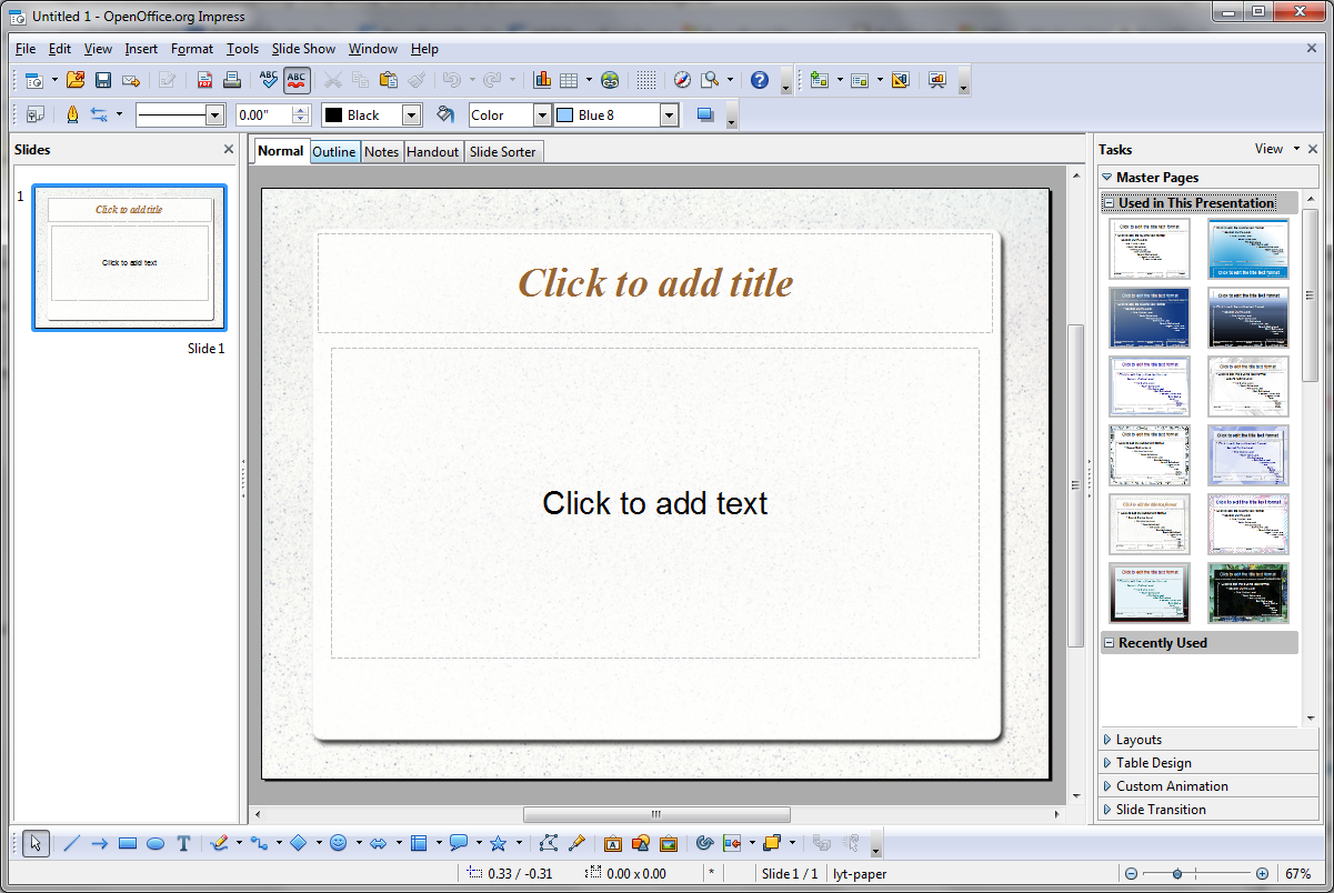 Free PowerPoint Alternatives OpenOfficeorg
