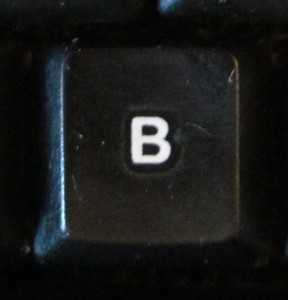 The blessed B key - PowerPoint Tips Blog