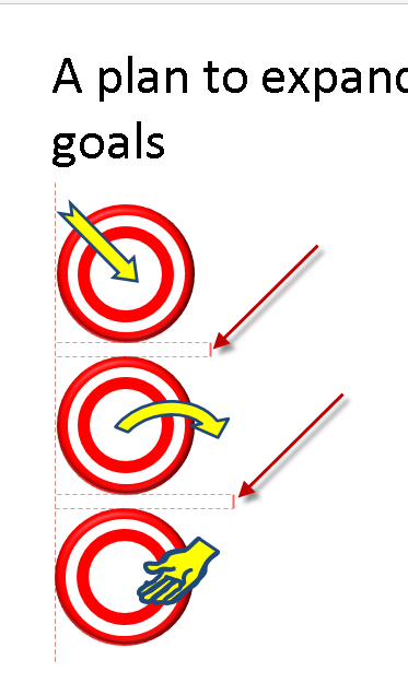 powerpoint-tips-space-objects-equidistant-3