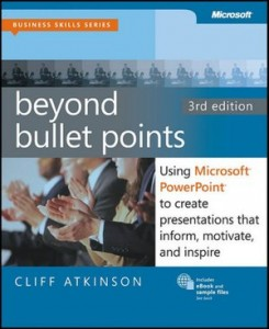 Review: Beyond Bullet Points by Cliff Atkinson