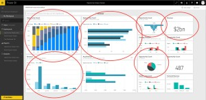 Integrating live power bi dashboards into powerpoint in this case we selected the kpi dashboard template for powerpoint pronofoot35fo Image collections