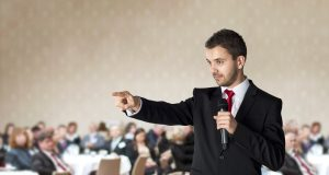 Why almost all presentations should be persuasive