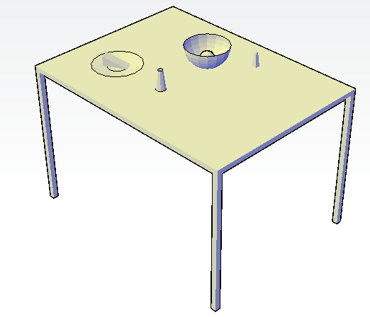 3D objects in AutoCAD