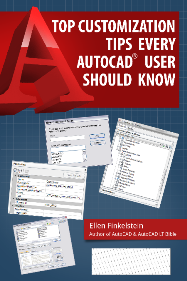 Customization tips for AutoCAD
