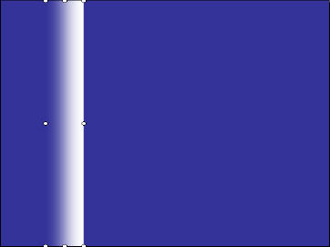 placing the rectangle over the image