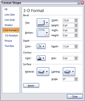 the 3-D Format category
