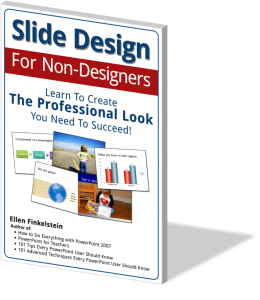 slide design for no-designers