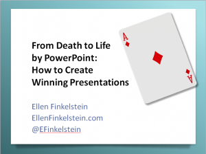 outline for powerpoint presentation training workshops