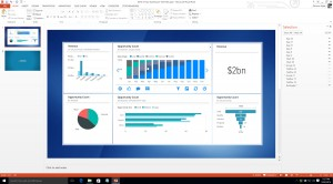 Integrating Live Power BI Dashboards into PowerPoint